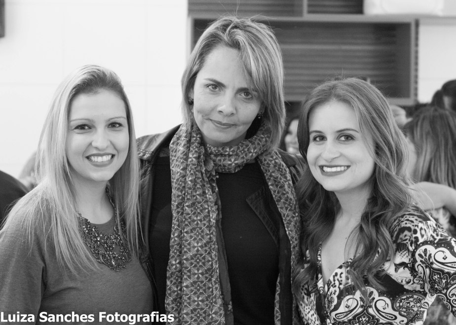 As queridas Rafaela Borghi , Mirian Paolinetti e Carina Massoni