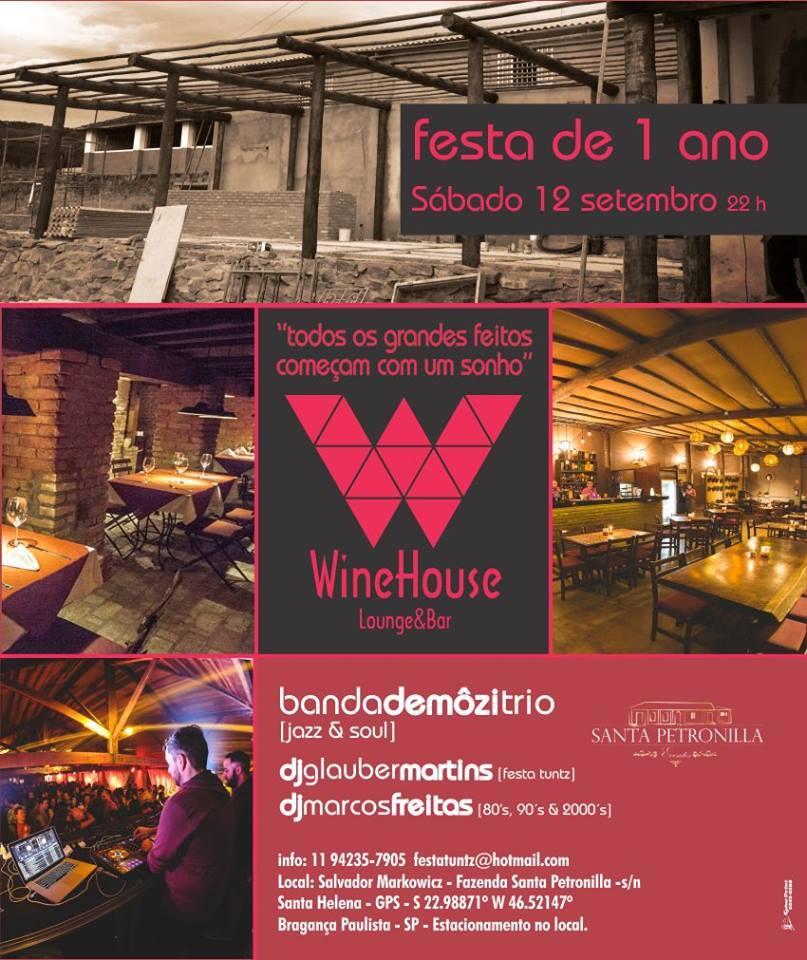 winehouse niver