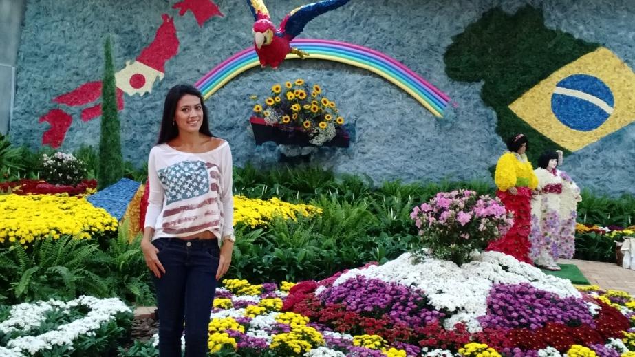 www.luizasanches.com.br.festa de flores e morangos